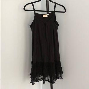 Dresses & Skirts - Winter Lennon black tank top dress